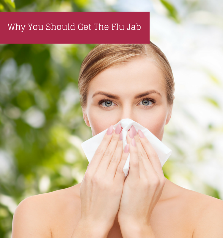 Why You Should Get The Flu Jab