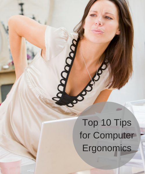 Top 10 Tips for Computer Ergonomics - WorkingHealth.co.nz